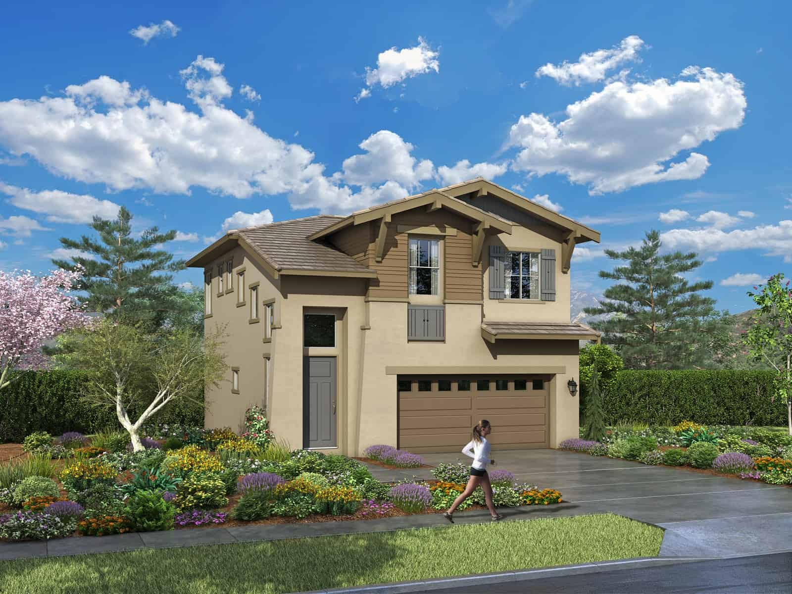 Altura at pacific ridge cornerstone communities for Cornerstone house plans