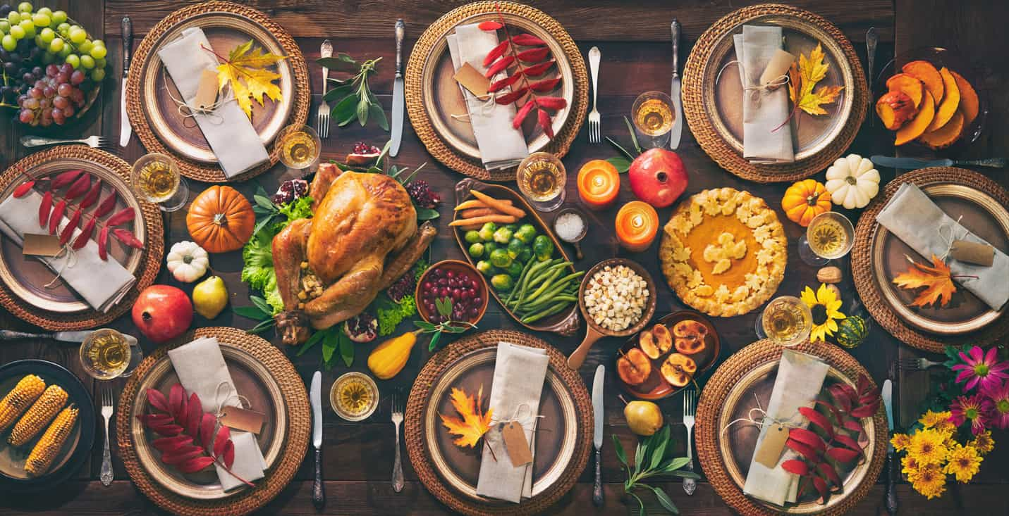 Throwing Thanksgiving Dinner in Your New Home – Cornerstone Communities